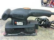 BLACK&DECKER Vibration Sander 7558